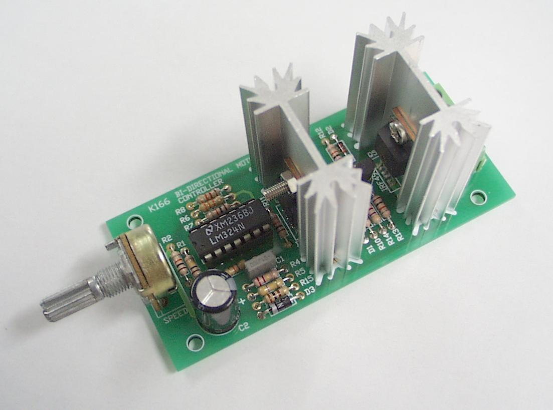 Robotic Arts Motion And Motors Fall 2014 Simple Bidirectional Dc Motor Speed Controller Electronic Boy For Control Board Image 1