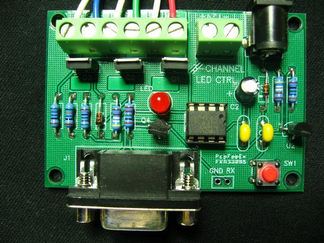 Ozitronics Flashers And Strobes